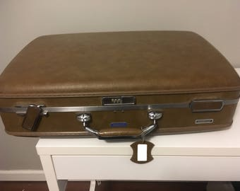 Vintage American Tourister Suitcase (Women's) - Complete & Immaculate