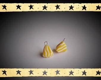 yellow cherry translucent and White Pearl
