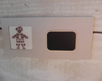 Door & wall sign for kids room