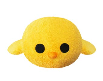 Handmade little plush chick
