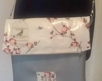 """""""the bird cage"""" shoulder bag"""