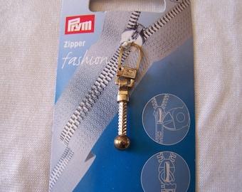 Pull for zipper pattern stem & ball (482120)