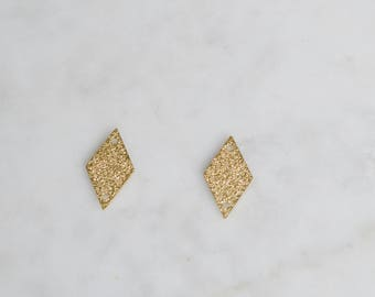Connectors gold plated 2 Micron 22 k 10 mm x 13 mm Diamond