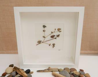 Pebble/Stone Art - 'The Tweet-Tops'
