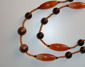 autumn necklace one