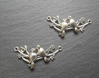 Silver bird connector