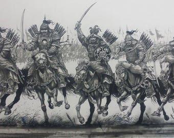 art of Mongolia