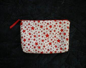 Makeup case pouch