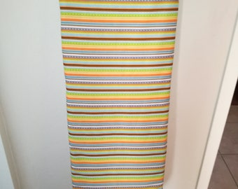 Colourful Stripes Ironing Board Cover