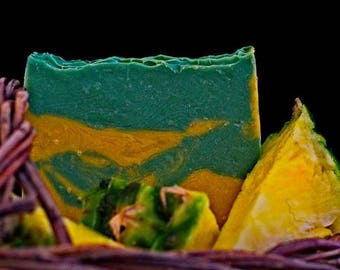soap - Pineapple & Mango