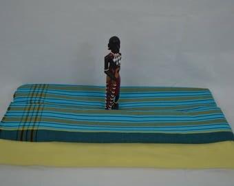 East African Fleece Blankets/ bed Throws