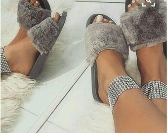Crestelle Mesh Ankle Cuff