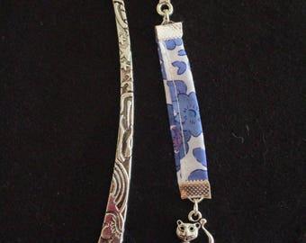 liberty and charm bookmark