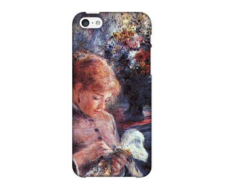Case for iPhone 4-5-6-7, the sewer of Renoir