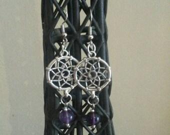 """Pair of earrings """"Dream of Apache"""""""
