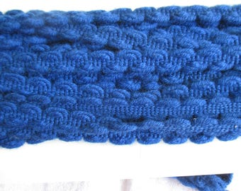 6 m Royal Blue trim in 1 cm in height