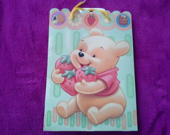 bag winnie Strawberry 19 x 26 cm