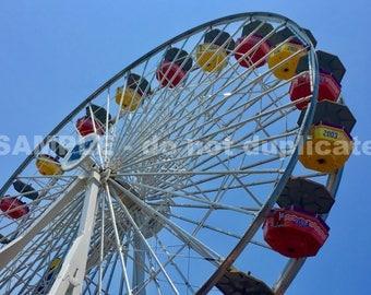 Pacific Park, Pacific Wheel at Santa Monica Pier