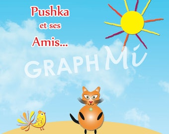 """Book """"Pushka and his friends"""" volume 3"""