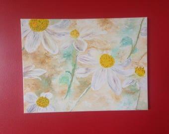 Oil paintings Flowers