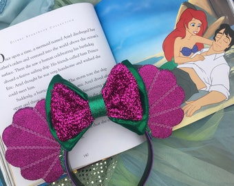 Mermaid Shell Ears