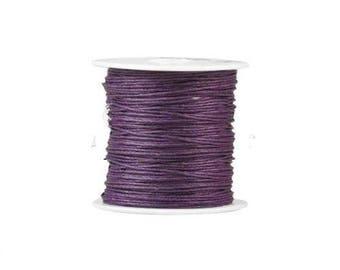 2 m cord purple NYLON thread