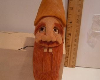 Shelf Sitter, Goofy looking, nice beard