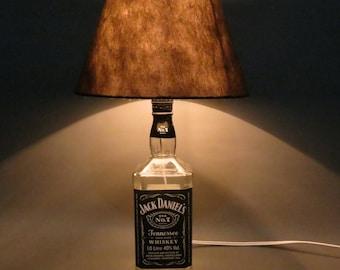 Bottle Lamp Jack Daniels
