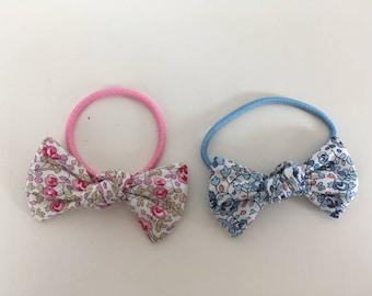 "bow tie model ""neon"" liberty with elastic"