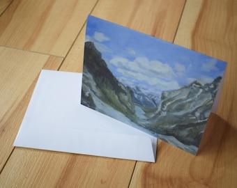 I Spy Lake Louise - Note Card