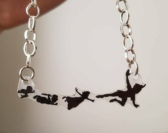 Peter Pan Inspired Necklace