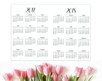 Insert, b6 calendar, b6 planner, b6 travelers, b6 tn, tn insert, tn inserts, b6 inserts, pocket insert, daily insert, tn b6 insert, b6 slim