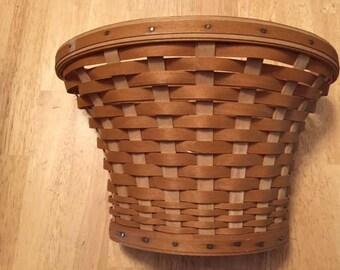 Longaberger Vase Basket