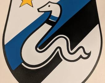 1980's Inter Milan Decal