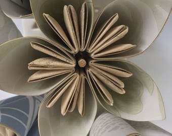 Individual Paper Flowers