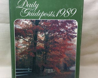 Daily Devotional Guideposts 1989