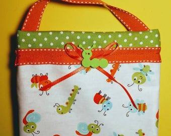 6 Baby Caterpillar Treat Bags