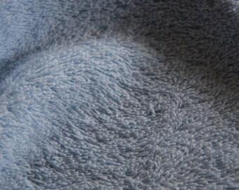 COUPON 50 X 50 CM BLUE SPONGE SOFT