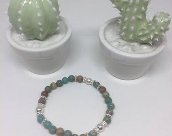 African Opal Bracelet