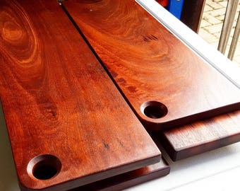 Jarrah Chopping Board, Serving Board