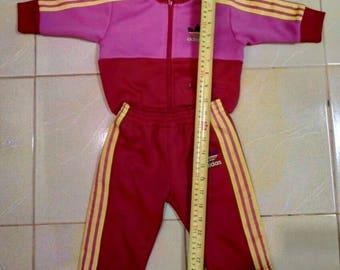 Adidas track kid