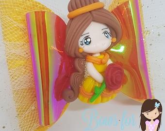 Handmade Princess Hairbow