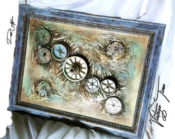 Mechanisms of time