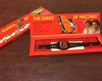 Dukes of Hazzard Wrist Watch