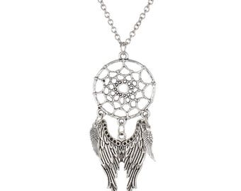 DreamCatcher pendant, made of angels