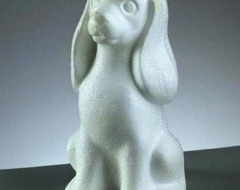 Type dog 3d styrofoam Christmas day animal decor