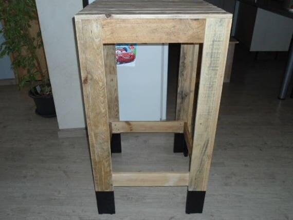 mange debout en bois de palette. Black Bedroom Furniture Sets. Home Design Ideas