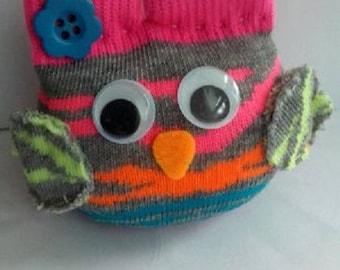 "Grisouille little OWL ""hibouille family"""