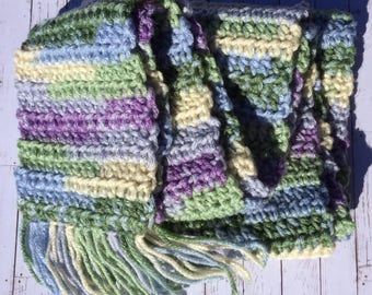 2 scarf set
