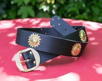 Appenzeller belt ROI-Soleil / gold in 5 colors